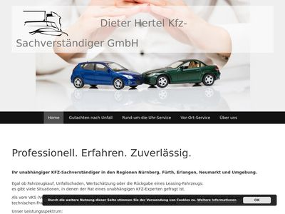 Dieter Hertel Kfz- Sachverständiger GmbH