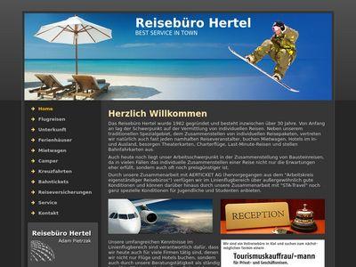 Reisebüro Hertel