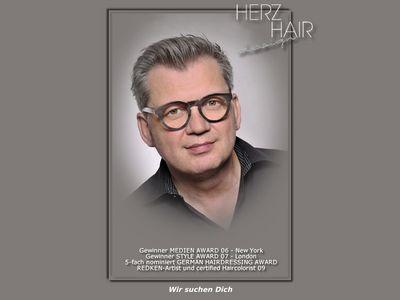 Herz Hair design
