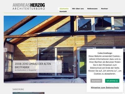 Herzog Andreas Dipl.-Ing. Architekt AKNW