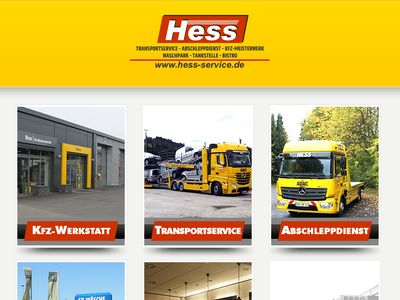 Hess GmbH & Co. KG