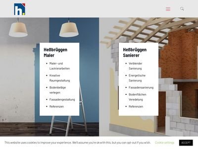 Hessbrüggen GmbH Malerbetrieb
