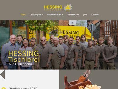 Hessing Tischlerei-Bestattungen GmbH