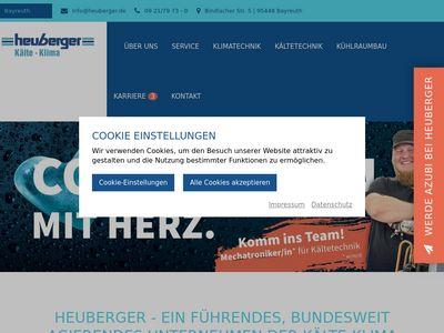Heuberger Kälte Klima GmbH