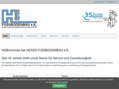Heyer Fussbodenbau e.K.
