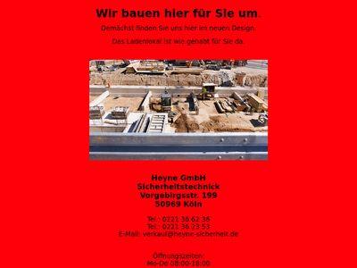 Jürgen Heyne KG
