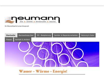 Dirk Neumann Sanitär + Heizung