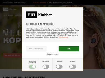 HiFi Klubben Deutschland