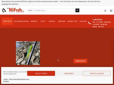HiFish Angelgeräte