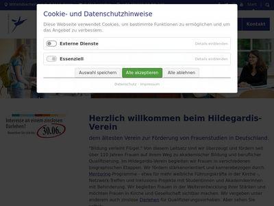 Hildegardis-Verein e.V.