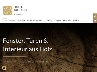 August Meyer Tischlerei GmbH