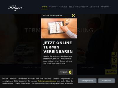 Autohaus Werner Hilgen Autorisierter