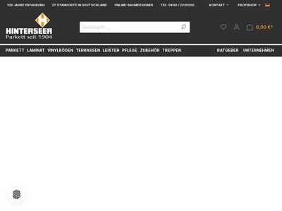 Parkett Hinterseer GmbH Berlin