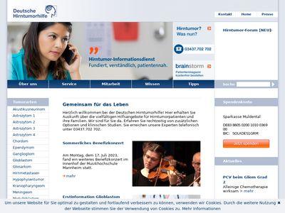 Deutsche Hirntumorhilfe