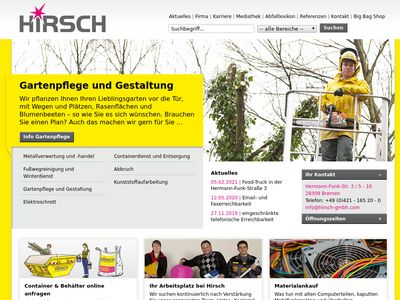 Hirsch Bremer Reinigung und Recycling GmbH