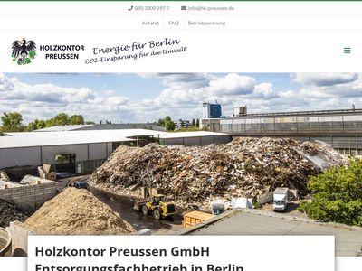 Holzkontor Preussen GmbH