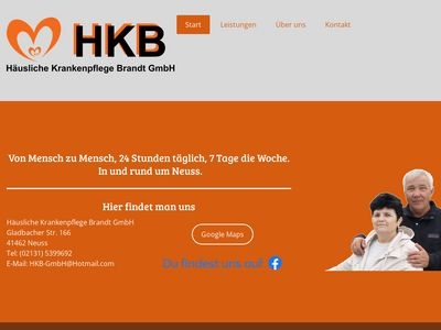 HKB Häusliche Krankenpflege Brandt