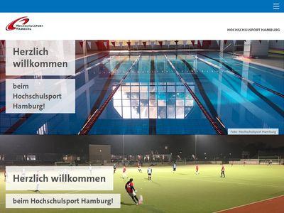 HAW Hamburg - Fitness-Studio