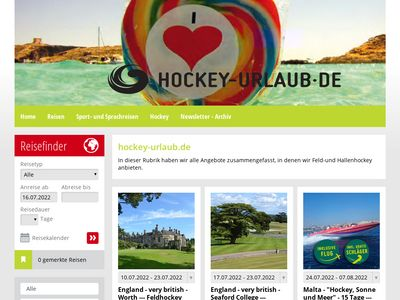 Hockey-urlaub.de