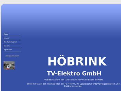 Höbrink TV-Elektro GmbH