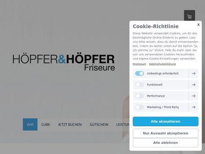HÖPFER&HÖPFER Friseure