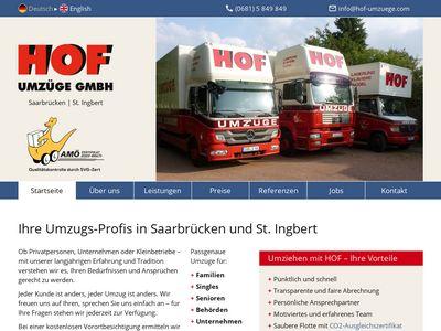 Hof Umzüge GmbH