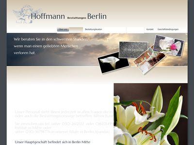 Bestattungen Hoffmann Berlin