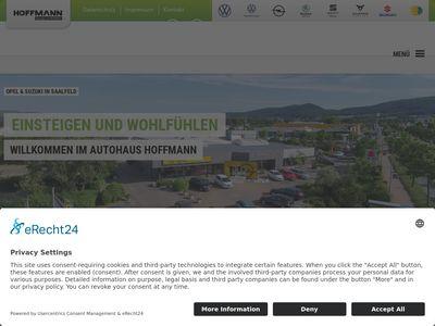 Auto-Centrum Hoffmann GmbH
