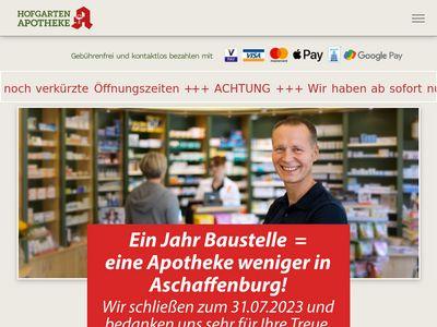Hofgarten Apotheke