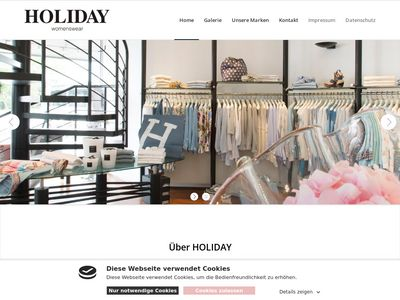 Mode Boutique Holiday GmbH