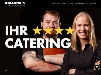Holland's - Der WEZ Gourmet-Service