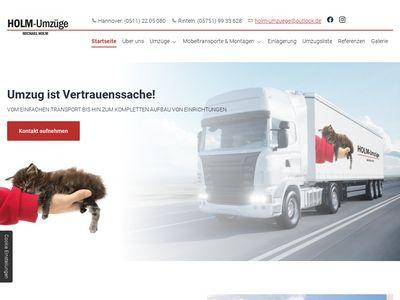 Holm Umzüge