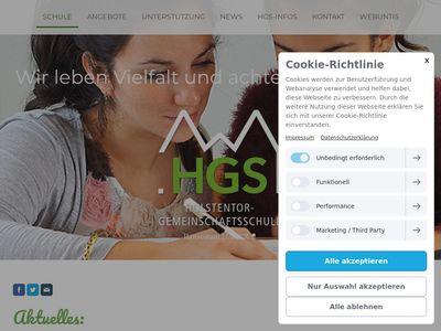 Holstentor-Gemeinschaftsschule