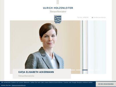 Ulrich Holzenleiter Steuerberater