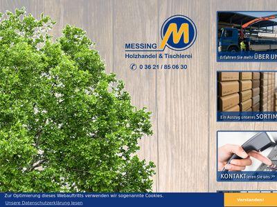 Holzhandel & Tischlerei Messing