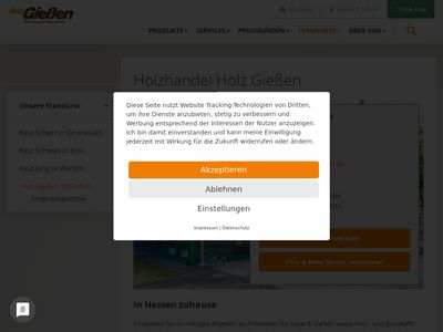 HolzLand Giessen