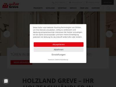 HolzLand Greve GmbH & Co. KG