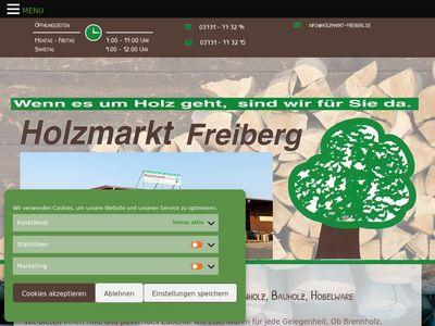 Holzmarkt Freiberg