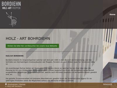 HOLZ-ART Bordiehn