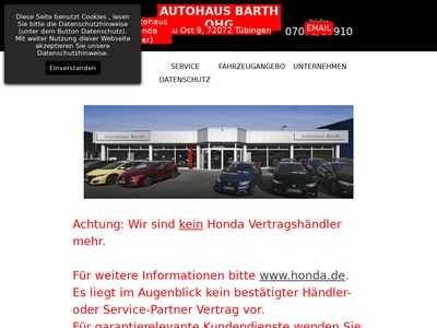 Autohaus Barth OHG