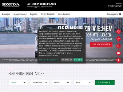 Honda Autohaus Lehner GmbH