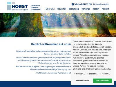 Friedrich Horst GmbH Bestattungsinstitut