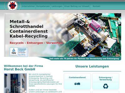 Horst Beck GmbH