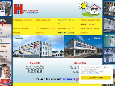Grosshandel Horstmann GmbH & Co. KG