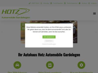 Hotz Automobile Gardelegen GmbH