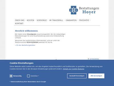 Bestattungen Hoyer GmbH