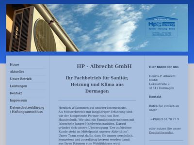 H.P. Albrecht GmbH