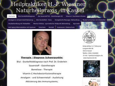 Heilpraktiker H.-P. Wiessner