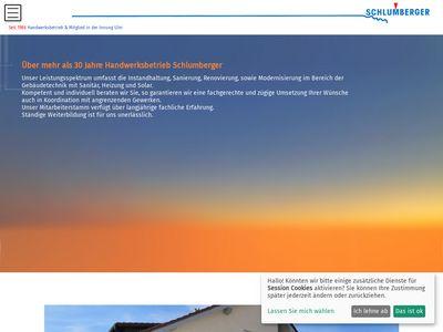 Hans Schlumberger Heizung + Sanitär