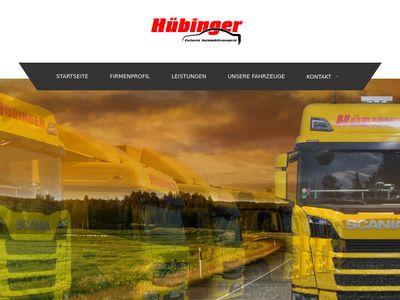 Hübinger Transporte GmbH